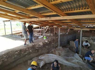 Πανεπιστήμια από όλο τον κόσμο στην ανασκαφή της Κουτρουλού Μαγούλας