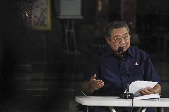 SBY: Mari Kita Uji, Apakah KLB Sah Secara Hukum