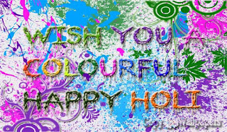 Happy Holi Colors 2017 E-Cards.