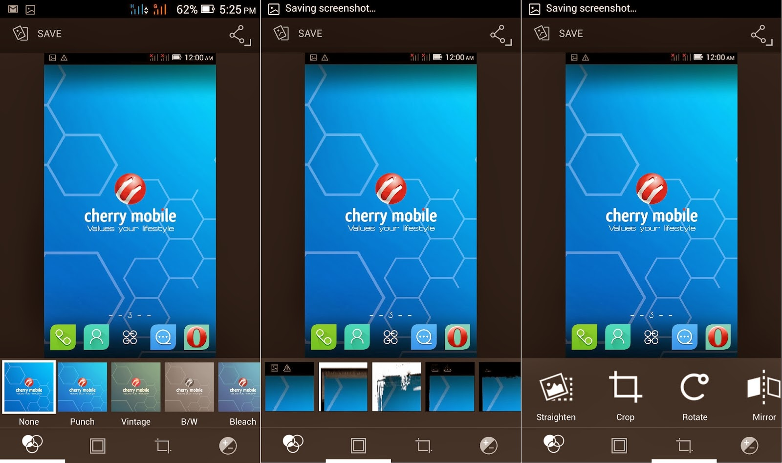 Cherry Mobile Cosmos Z2 Review Photo Editor