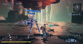 PC System Requirements: Astral Chain PC System Requirements