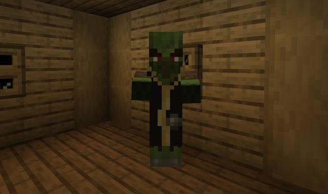 Evoker Minecraft