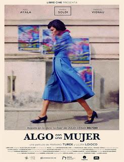 Algo con una mujer (2020) | DVDRip Latino HD GoogleDrive 1 Link