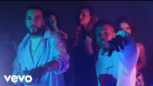 VIDEO: Nasty C ft. French Montana – Allow