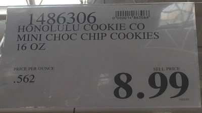 Deal for Honolulu Co. Chocolate Chip Macadamia Cookies at Costco