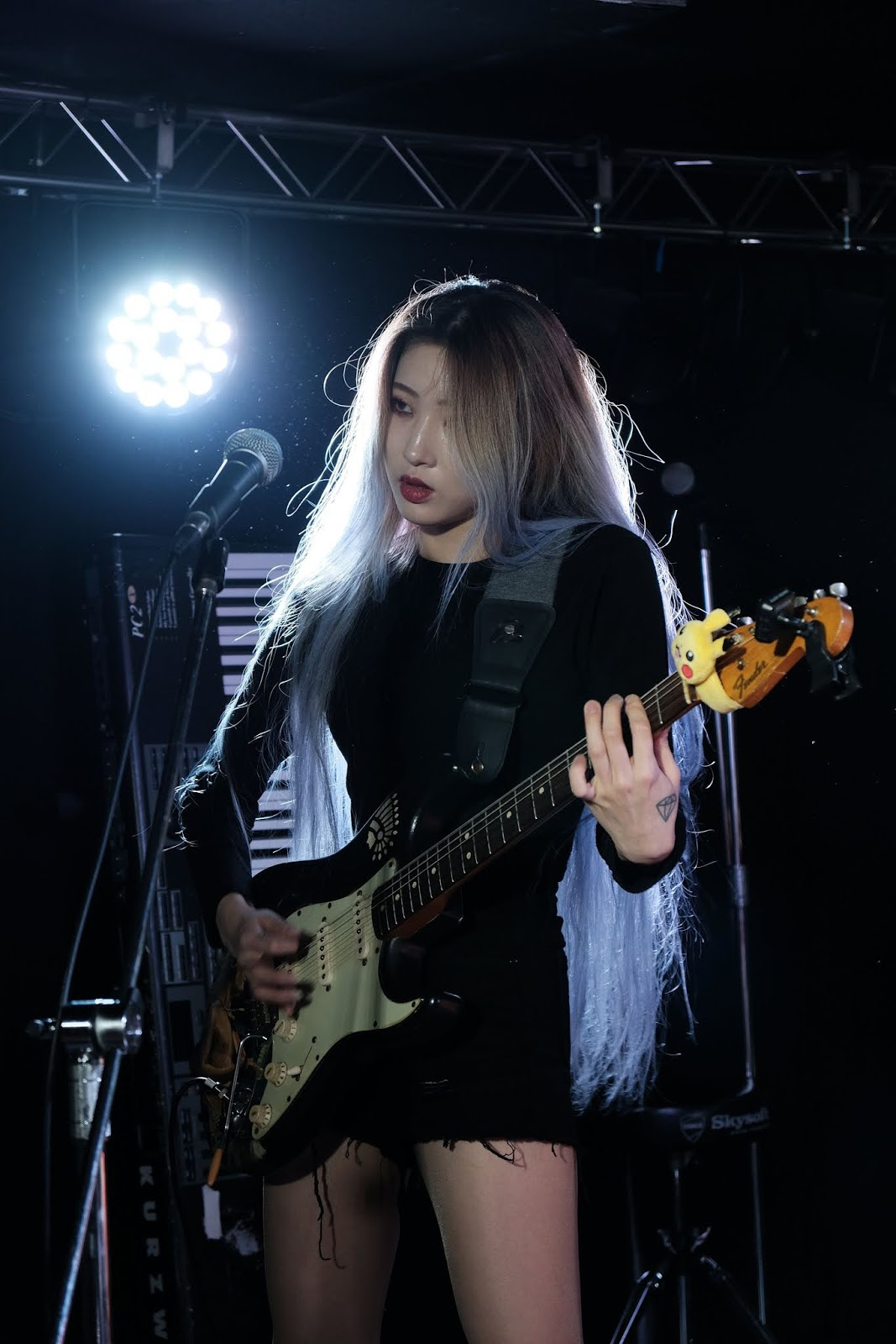 hyunjung rolling quartz entrevista
