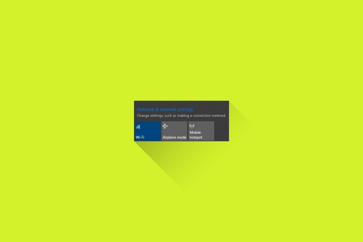 Cara Mudah Mengaktifkan Mobile Hotspot Windows 10