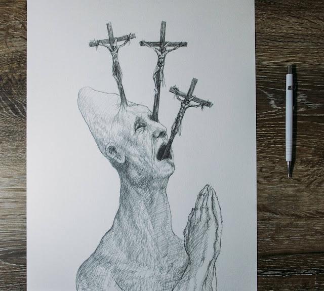 art,arte,desenho,cristianismo, draw
