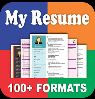 Free CV Maker Resume Builder App