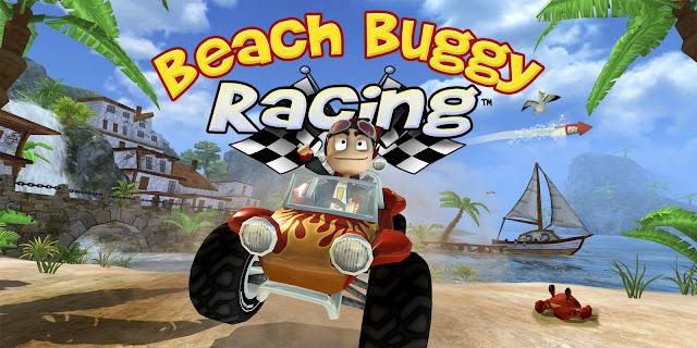 Beach Buggy Racing MOD PARA Android