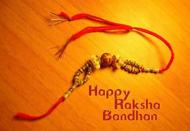 Happy  Raksha Bandhan