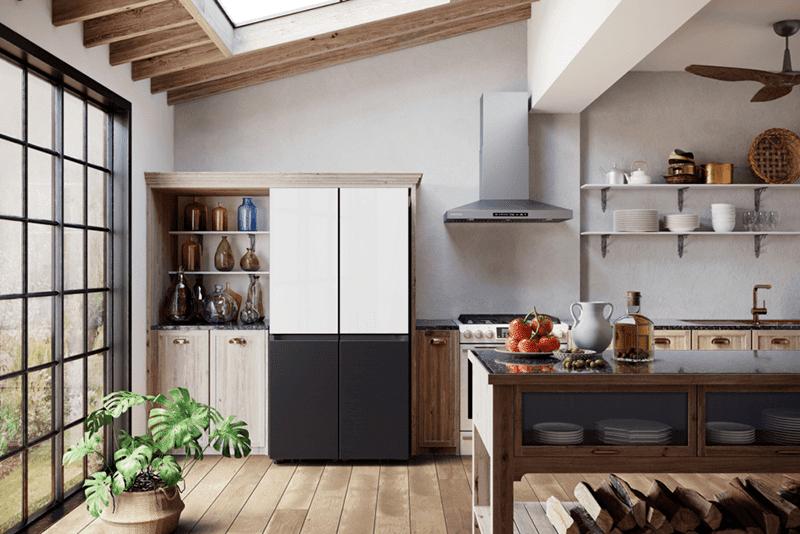 CES 2021: Samsung unveiled Bespoke 4-Door Flex Refrigerator, JetBot 90 AI+, and Bot