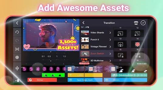 KineMaster Pro Mod Apk FULL Premium for Android
