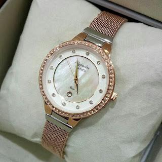 Jam Tangan Wanita Alexandre christie Original, Harga jam tangan alexandre christie, Alexandre Christie, AC original