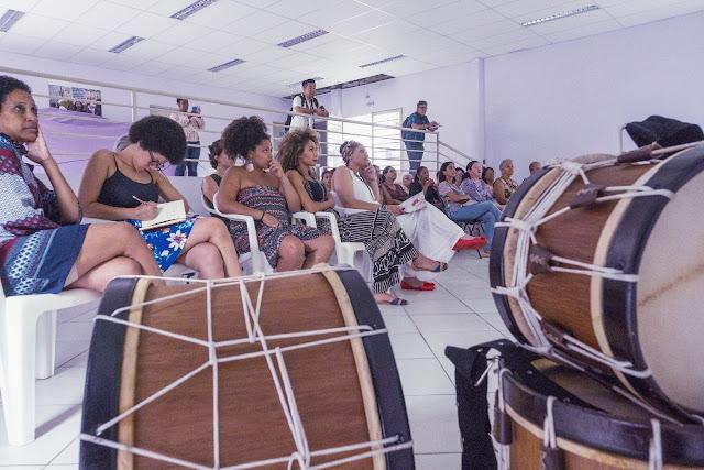 Perus recebe projeto de empoderamento feminino através no samba de bumbo