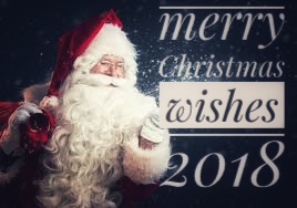 Merry Christmas Wishes 2018.Best Merry Christmas Wishes Or Message For Friend 2018