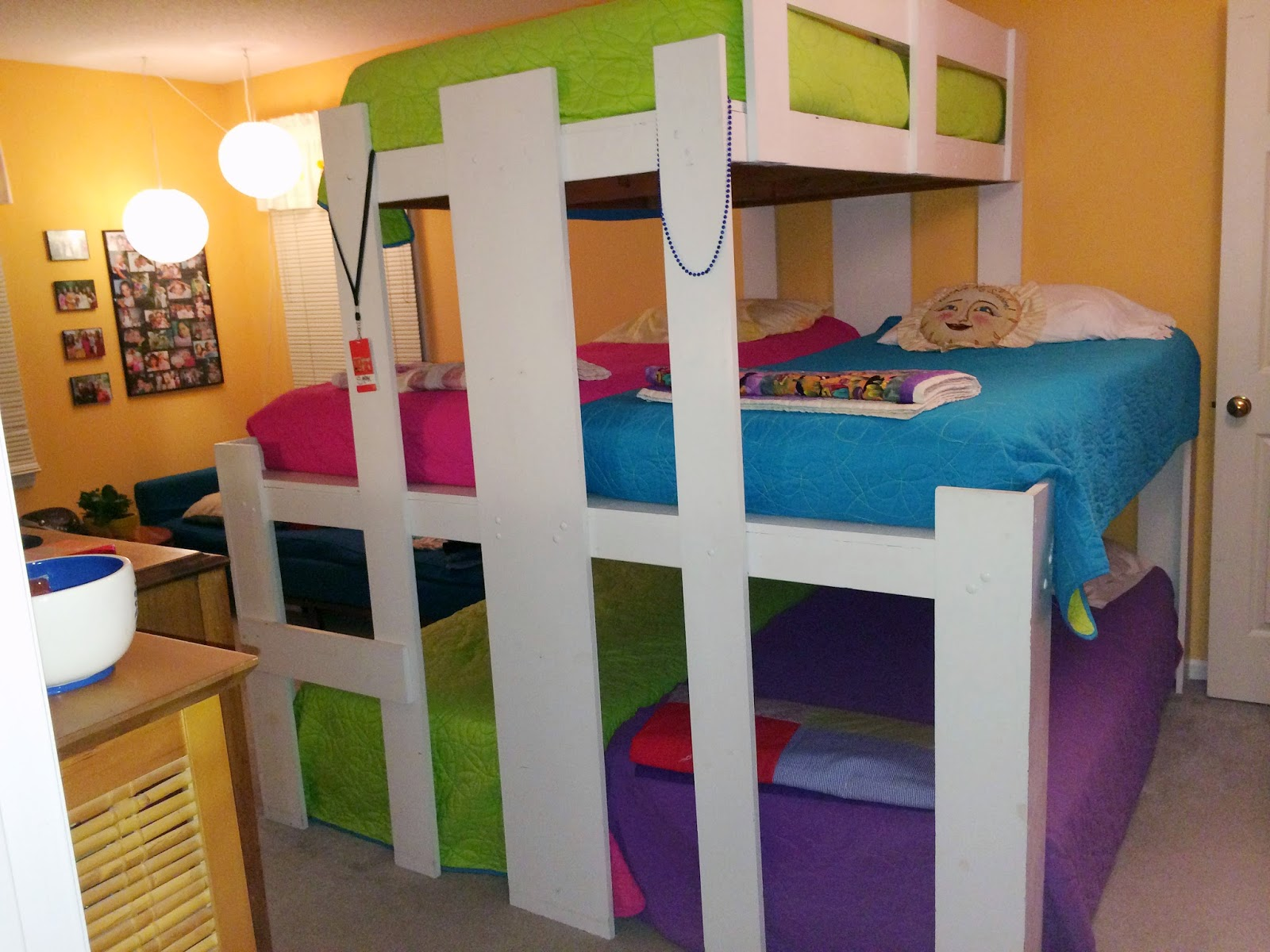 Ideas For Bunk Beds The Benefits Of Room Sharing Messymom