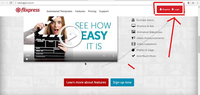 Langkah-langkah Untuk Membuat Video Intro Sendiri
