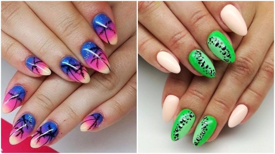 Summer Nails Colors, Nail Design Pictures - KiziFashion