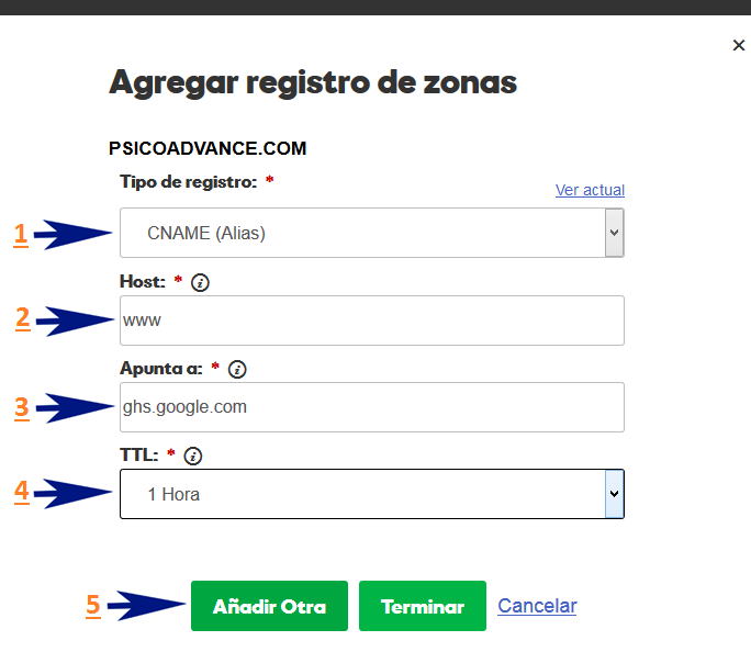 ¿Cómo configurar un dominio comprado en Godaddy en tu blog de Blogger? Video Tutorial