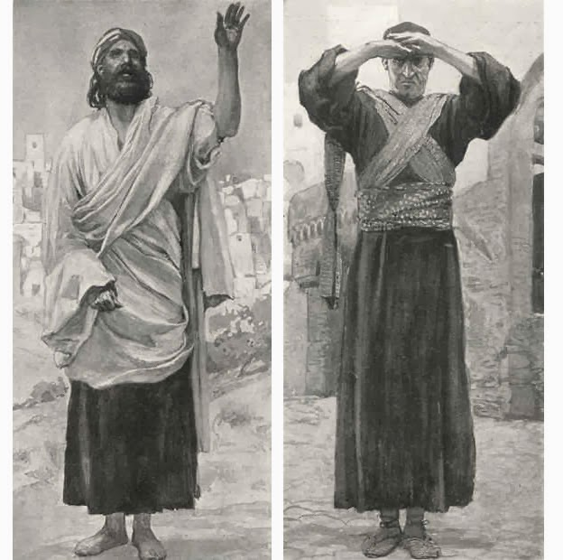 Liturgical Travels: Listening To The Prophets
