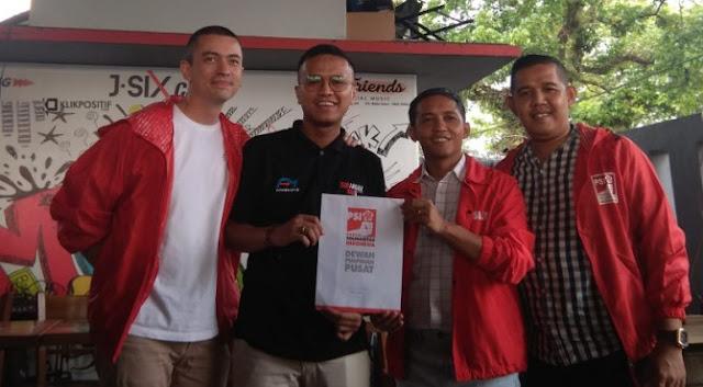 Faldo Maldini Jadi Ketua PSI Sumatera Barat