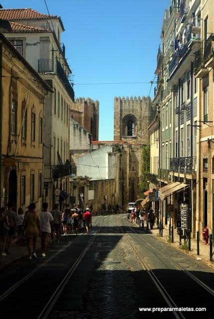 impresiones de un viaje a Lisboa