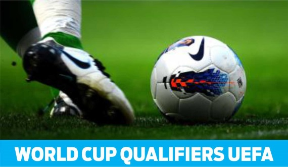 The UEFA World Cup Qualifiers will take place this weekend