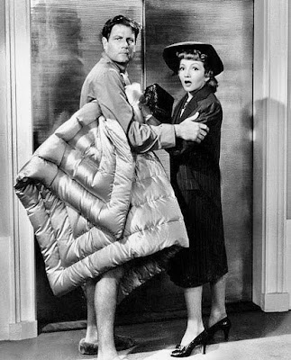 The Palm Beach Story - Claudette Colbert and Joel McCrea