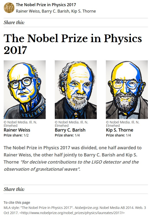 the braggs joint winners of the nobel prize in physics Why 'exotic matter' matters—and won the nobel prize in physics the prize, announced this morning, was awarded to american physicists david thouless of the university of washington, f the prize-winners also showed that these changes happen in predictable integers or steps, like the.