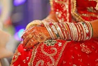 bride dies amidst the wedding rituals