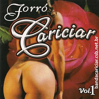 Forró Cariciar - Vol. 1