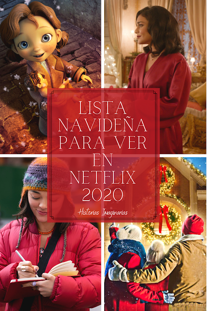 Lista navideña para ver en Netflix 2020