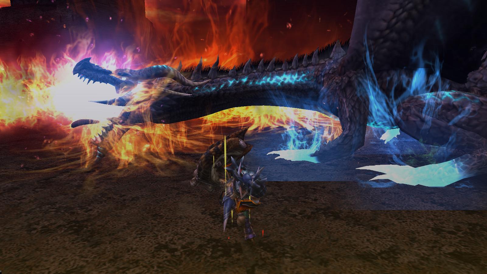 Direto de Monster Hunter, conheça Fatalis, o Dragão