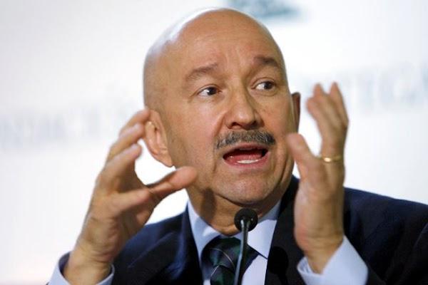 """El gobierno de Peña es """"excelente"""" y de primer mundo: Carlos Salinas de Gortari"""