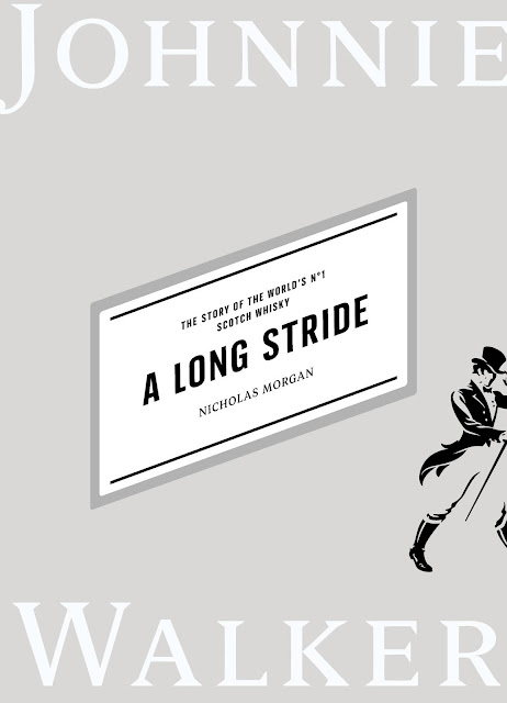 Johnnie Walker A Long Stride book