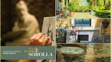 Un día en casa de Sorolla. Pintores en el jardín