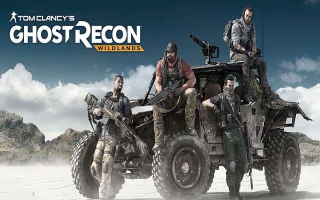 تحميل لعبة Tom Clancy's Ghost Recon Wildlands مجانا للكمبيوتر