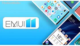 Prochainement des nouvelles fonctions technologiques avancées avec EMUI 11