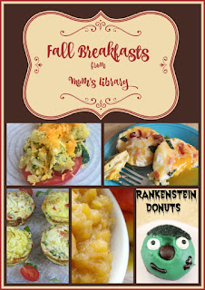 Breakfast Recipes to try this Fall on Mom's Library