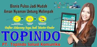 Distributor Dealer Pulsa Termurah Terbaru Kalimantan Barat