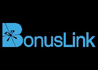 Logo Bonuslink Vector