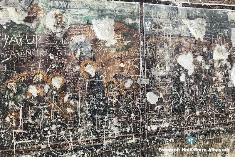 Θλίψη: Απίστευτοι βανδαλισμοί στην Παναγιά Σουμελά στον Πόντο