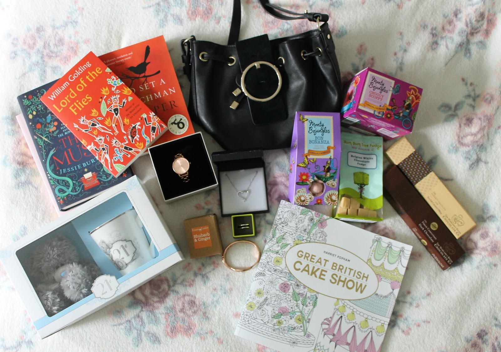 Everything But The Kitchen Sink What I Got For My 21st Birthday And Gift Guide