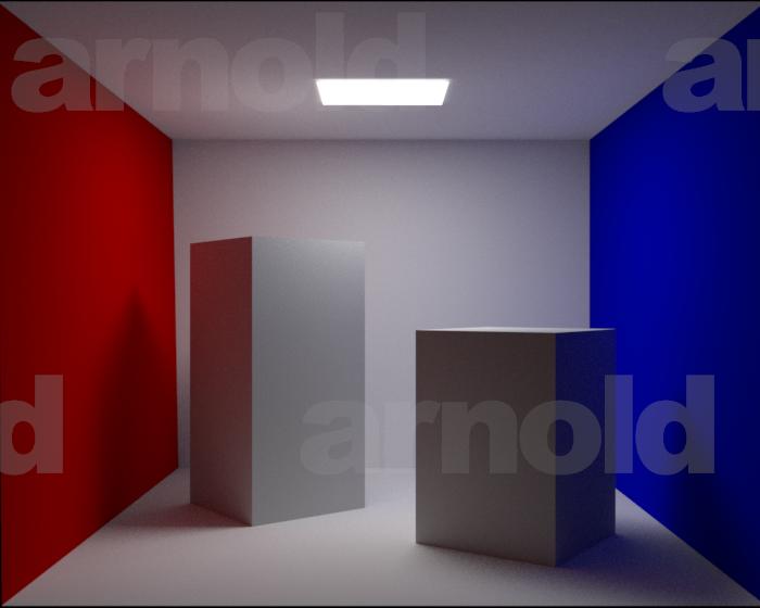CGI - VFX - Modelling - Rendering - Logic: Arnold Cornell