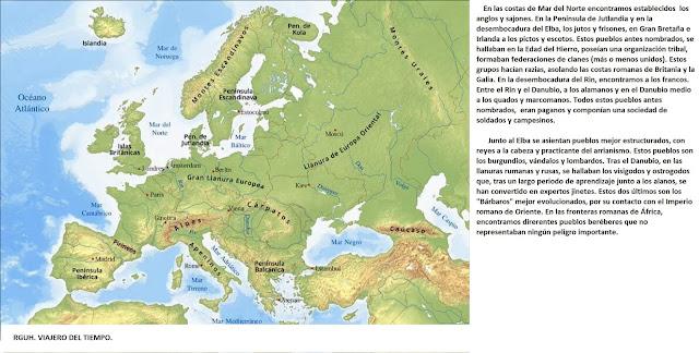 """Los Pueblos """"Bárbaros de Europa"""""""
