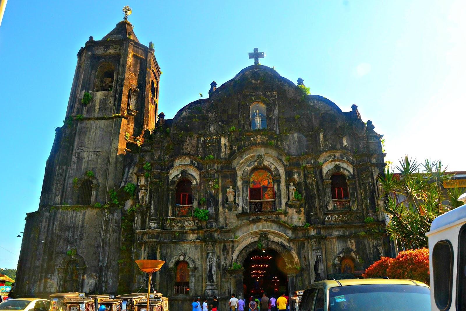 Lucban Church - Quezon