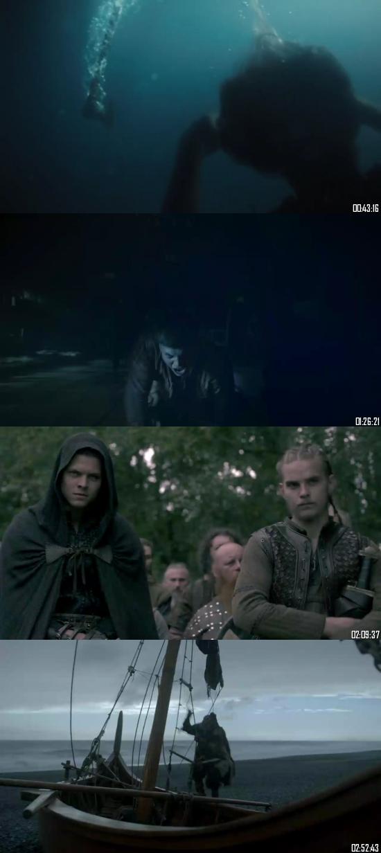 Vikings 2017 S05 Hindi WEB Series 720p 480p WEB-DL