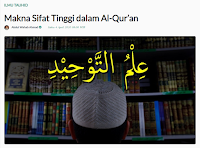 Makna Sifat Tinggi dalam Al-Qur'an - Artikel Kajian Islam Tarakan