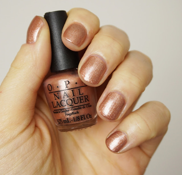 OPI - VENICE Mini-Set (Herbst Kollektion 2015) Worth a Pretty Penne